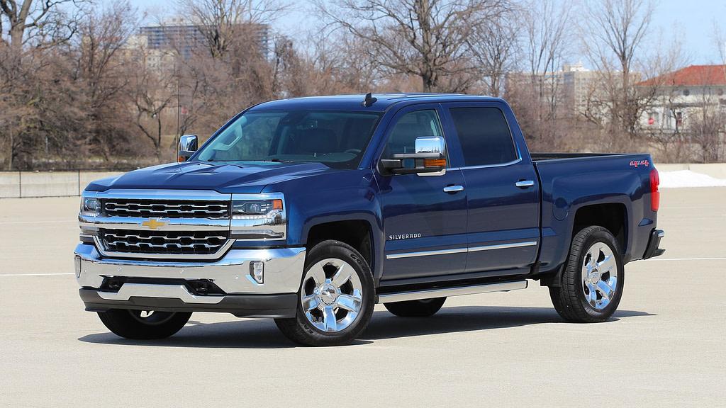 5 Best used Pick-up Trucks - Chevrolet Silverado