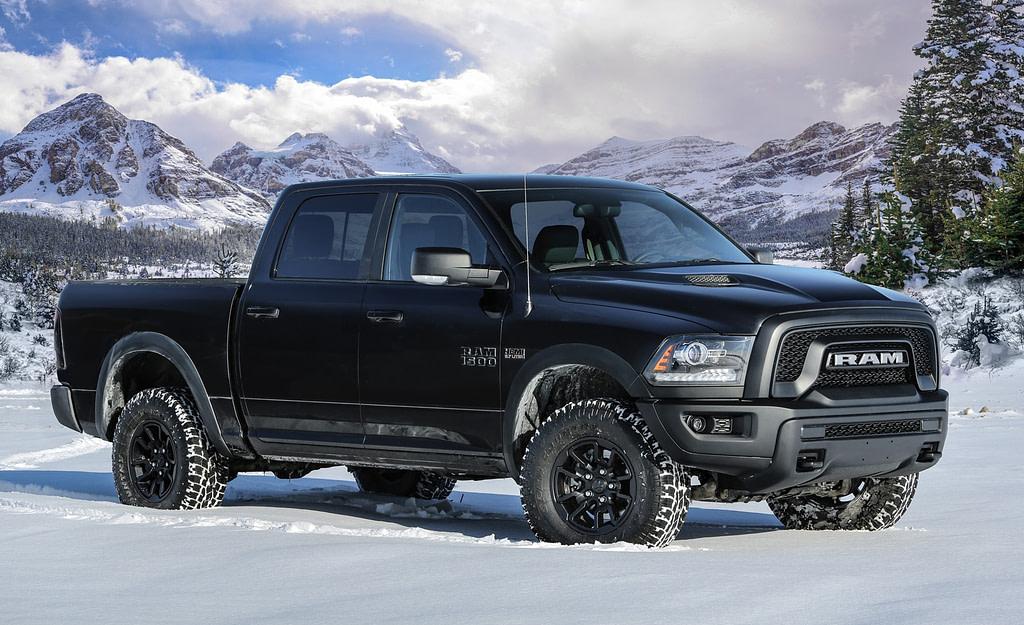 5 Best used Pick-up Trucks - Ram 1500