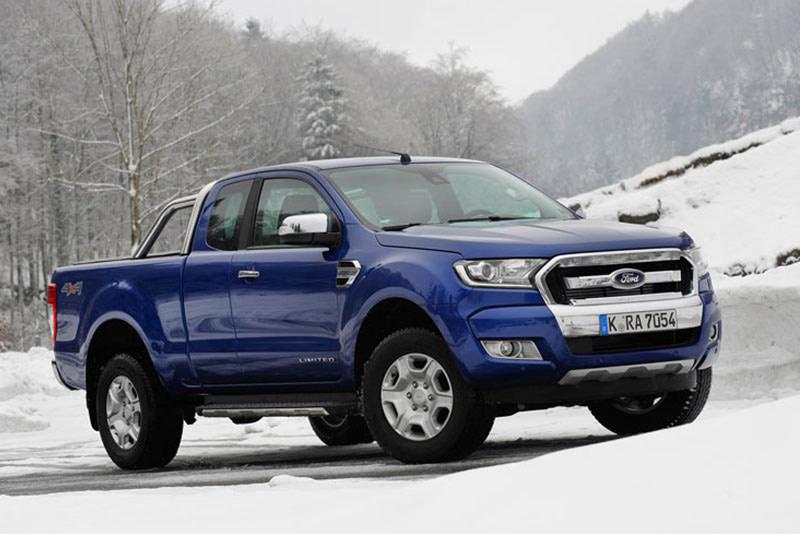 5 Best used Pick-up Trucks - Ford Ranger